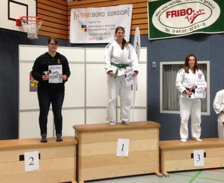 Fighter vom OT Bremen erfolgreich beim X-mas Turnier in Rastede