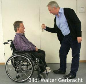 Gewalt, Bild: Walter Gerbracht