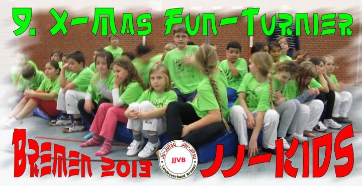 Das X-Mas-Fun-Turnier in Bremen – ein Kids-Turnier der ganz besonderen Art