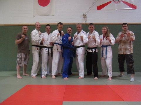 Die Ausbildung zum Trainer C endete am 19. und 20.07.2014 mit der Prüfung