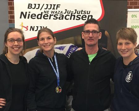 Christina Biese erreicht den 2. Platz bei den Norddeutschen Meisterschaften