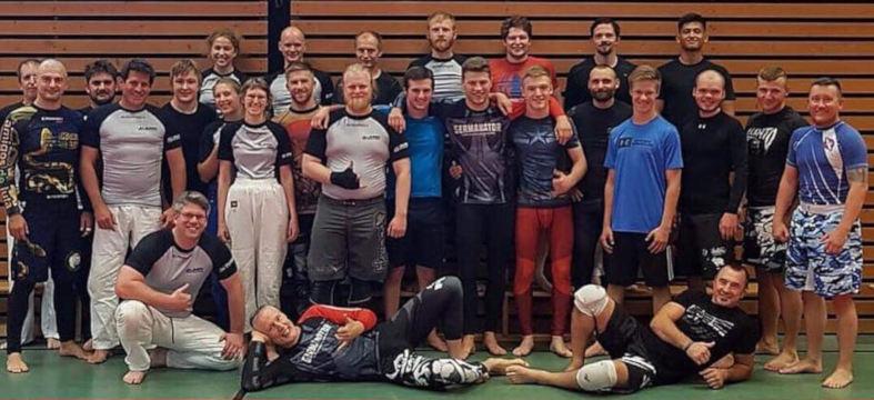Jiu-Jitsu Lehrgang  mit Ralf Warneking