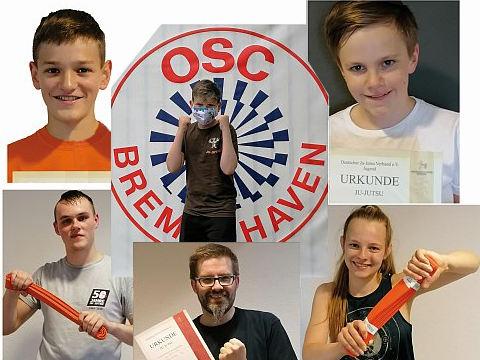Vereinsprüfung beim OSC: #stayJuJutsu – … die haben es sich verdient!
