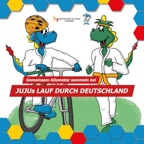 JuJus Lauf durch Deutschland!